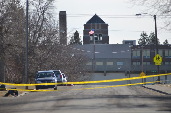 A man's body was found early Friday near the corner of 3rd Avenue and 16th Street south.