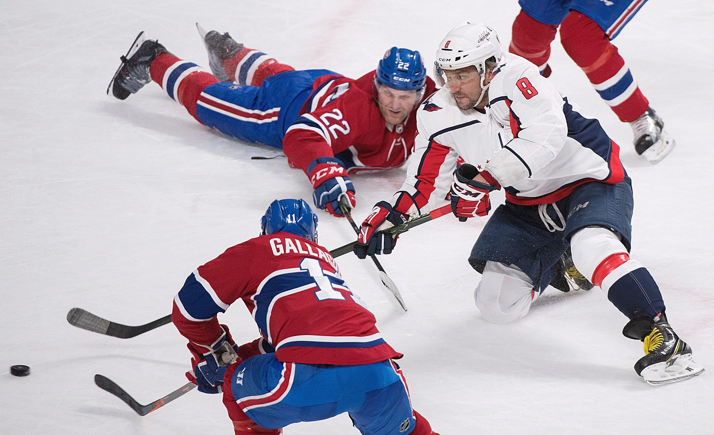 Kuznetsov, Wilson score 2 each as Capitals top Canadiens 6-4