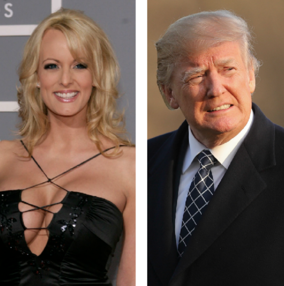 Americans believe Stormy Daniels more than President Trump, poll says