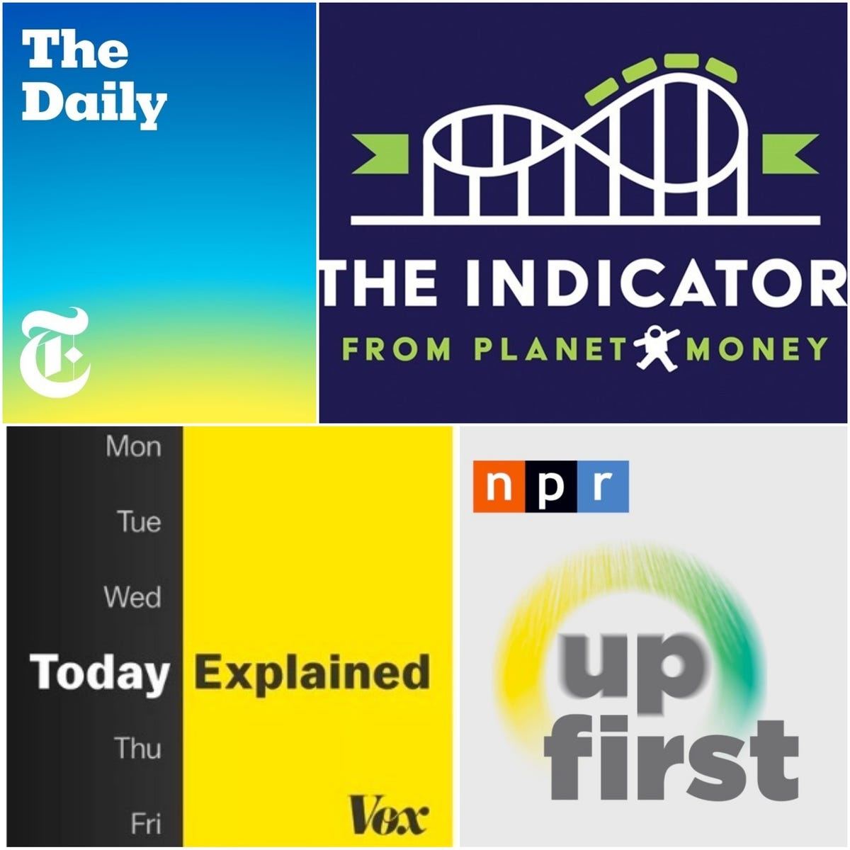 The best news podcasts to listen to right now
