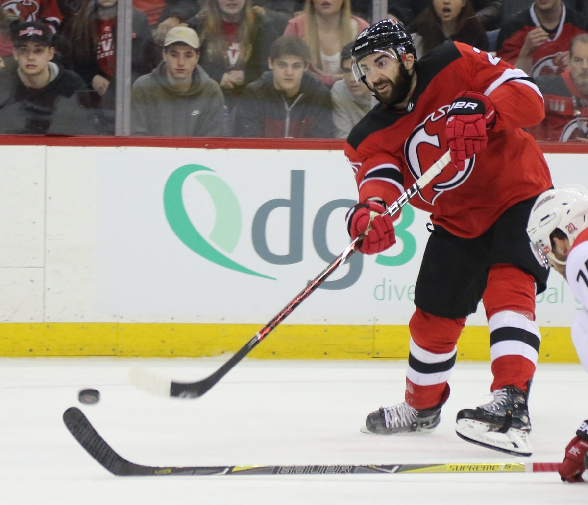 new product 834cb e7e25 Kyle Palmieri has milestone in reach as NJ Devils face NY ...