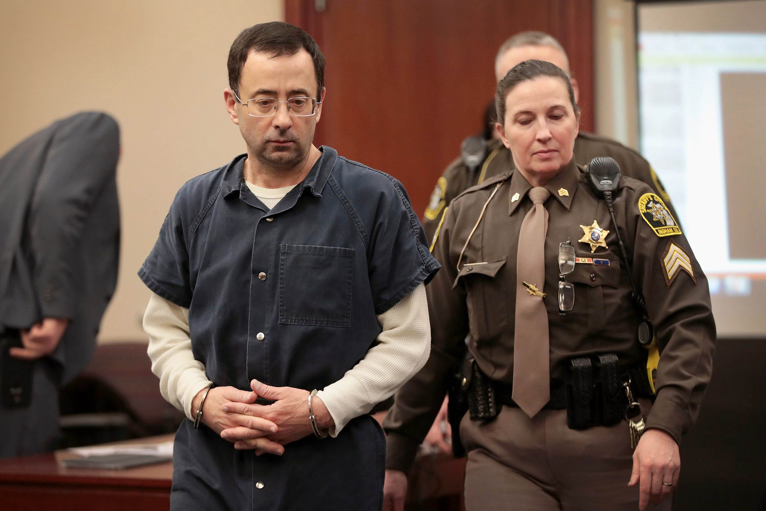 Michigan State to pay Larry Nassar victims $500 million in settlements