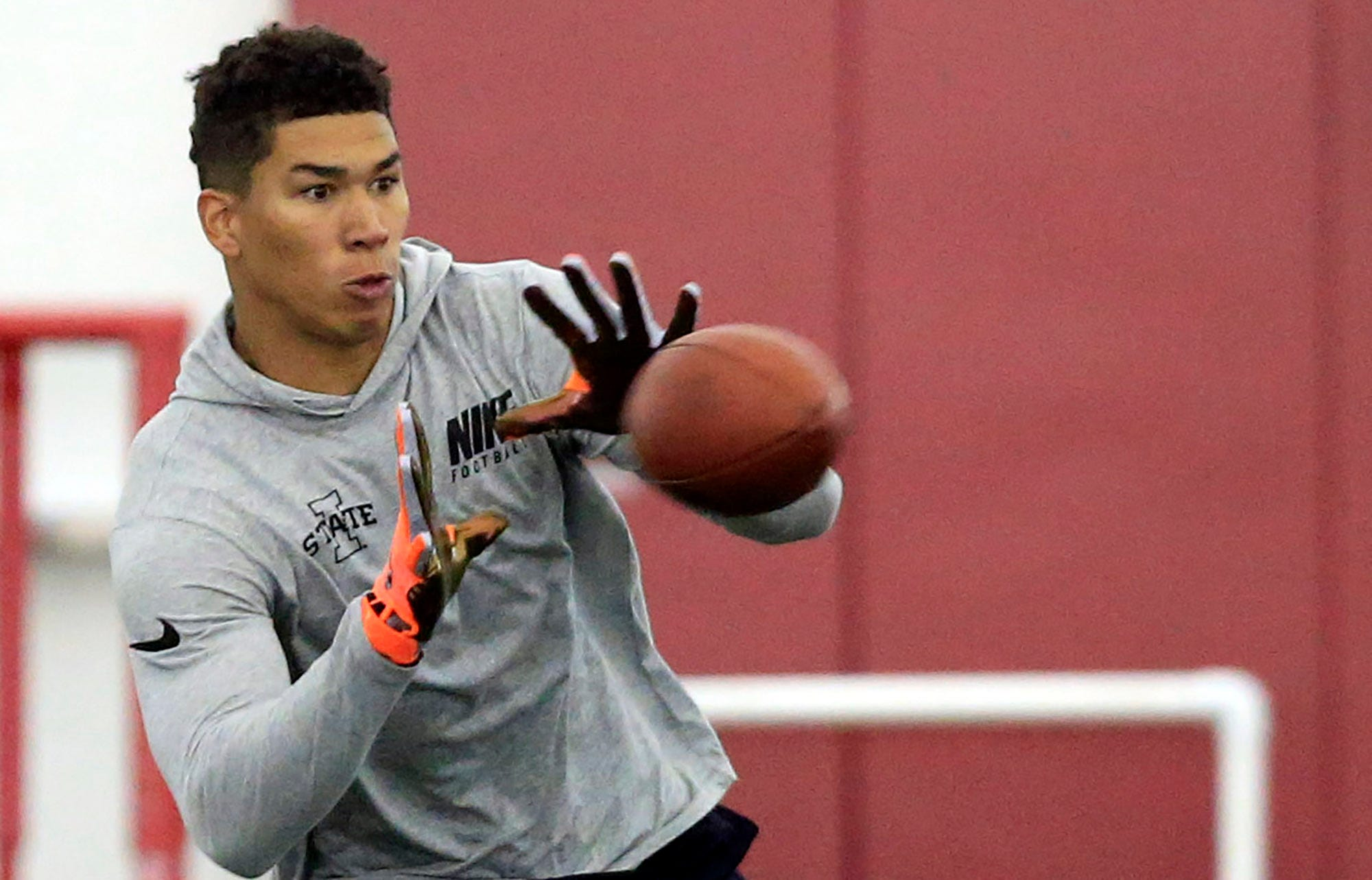 Iowa State Cyclones Football How Allen Lazard Did During Pro Day