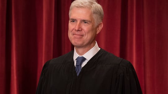 Supreme Court Justice Neil Gorsuch decries lack of access to justice for many Americans