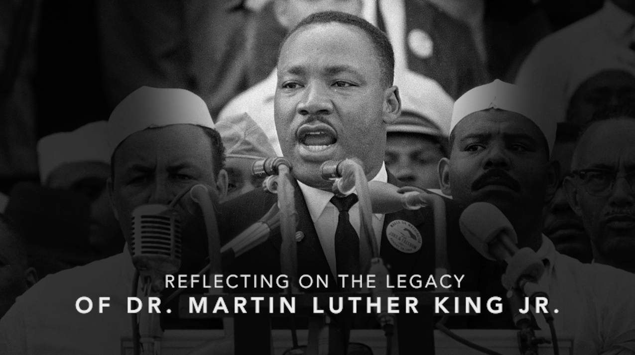 Riley To Honor Dr Martin Luther King Listen To Whole Dream Speech