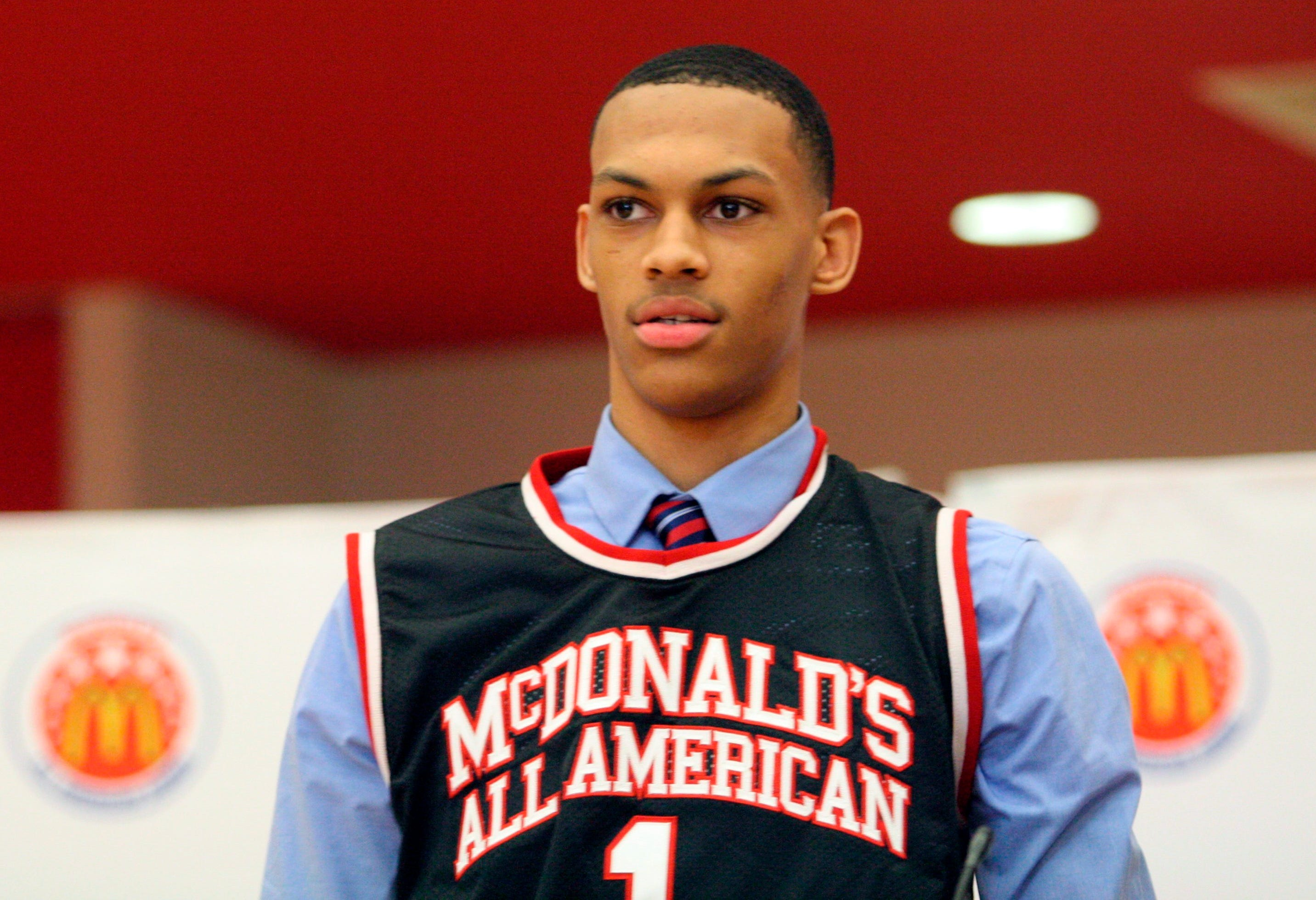 Reports: Top high school prospect Darius Bazley signs New Balance deal worth up to $14 million