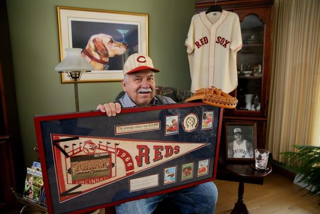 Former Major League Baseball player Don Pavletich
