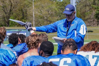 Spring practice wrapped up for UWF on Thursday with a scrimmage. Clarity has emerged at the quarterback position.