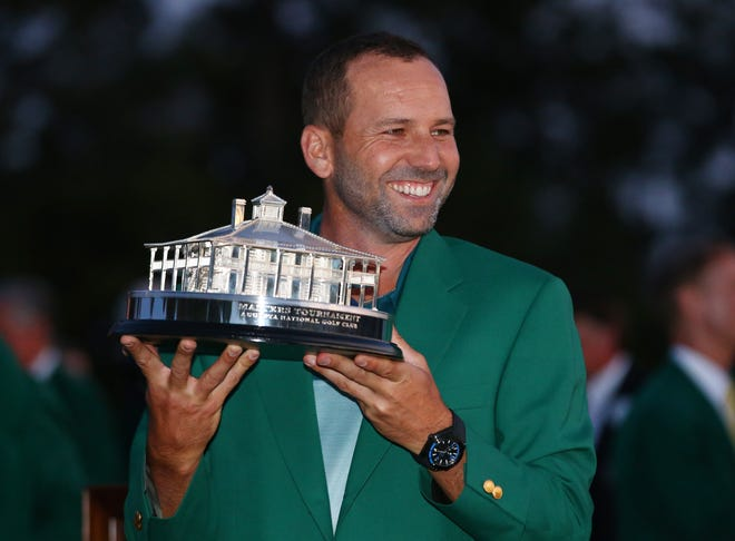 Sergio Garcia won the 2017 Masters in a playoff over Justin Rose.