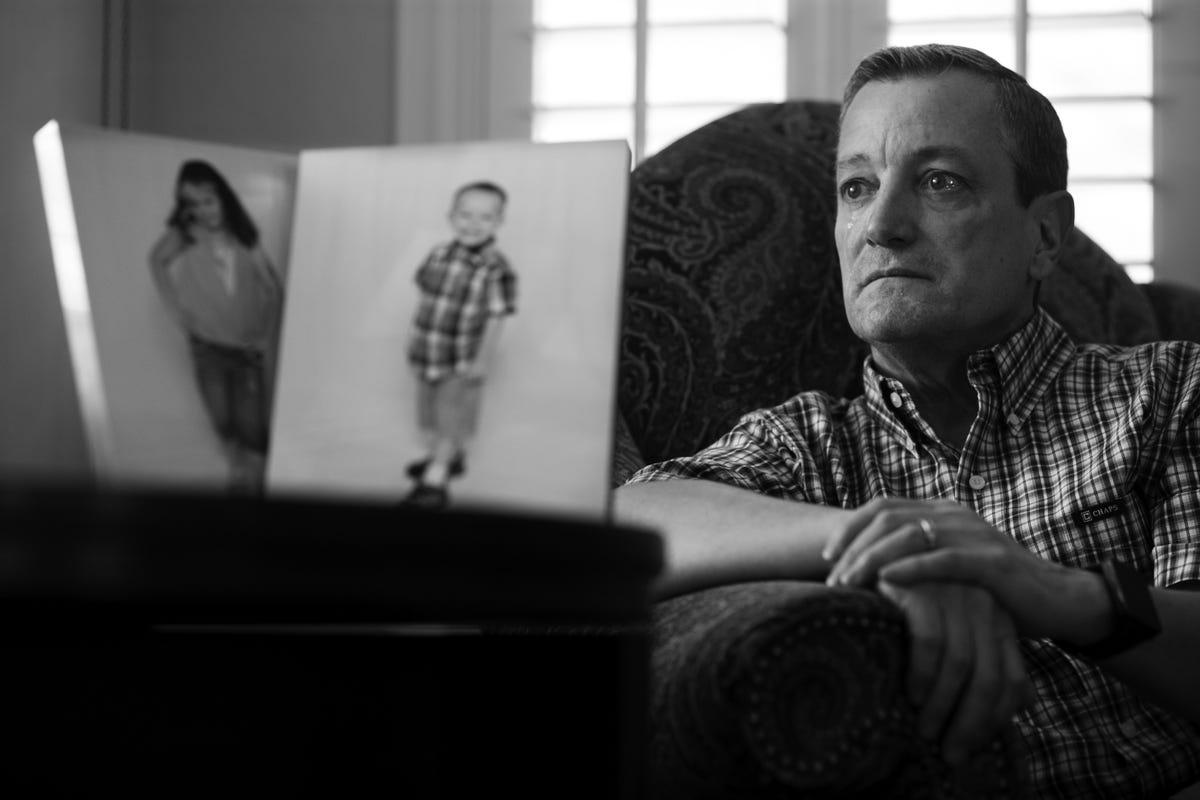 Faces of child welfare: Ken Pellerin: 'I've lost my grandchildren'