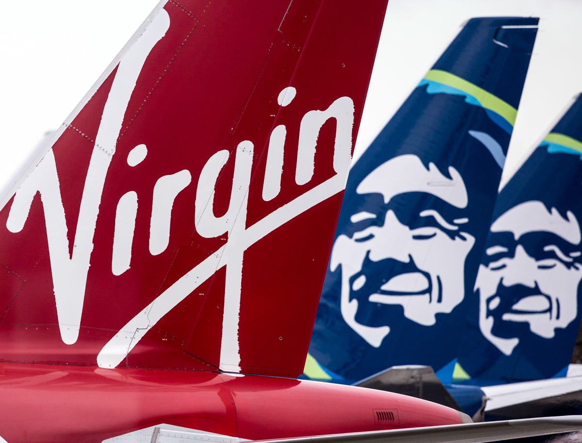 The Virgin America brand will disappear overnight | Burlington Free Press
