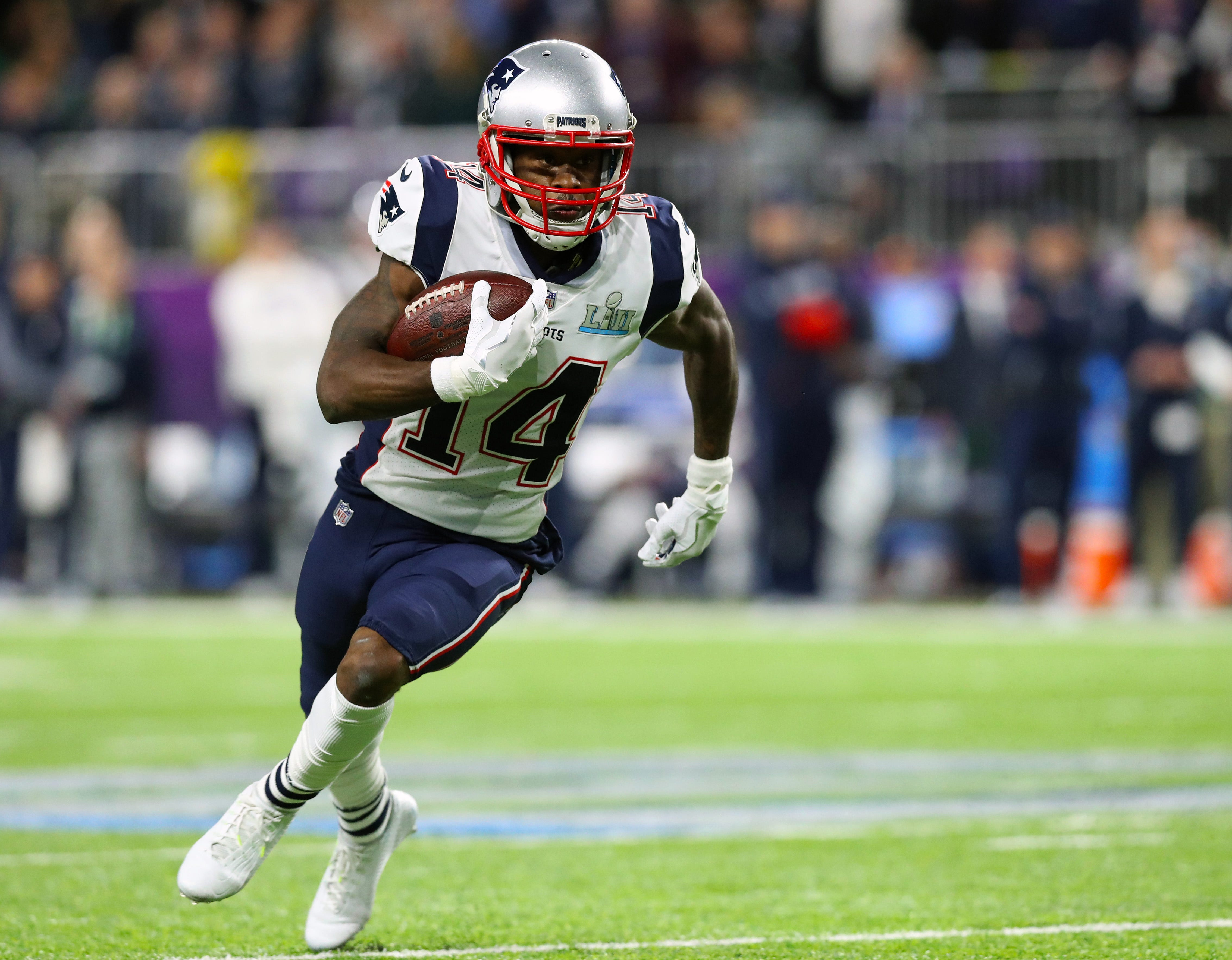 Rams land WR Brandin Cooks in trade with Patriots, ending pursuit of Odell Beckham Jr.