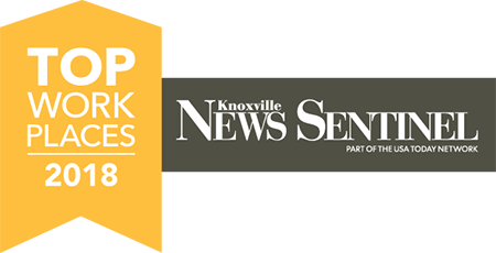 Top Workplaces Knoxville 2018