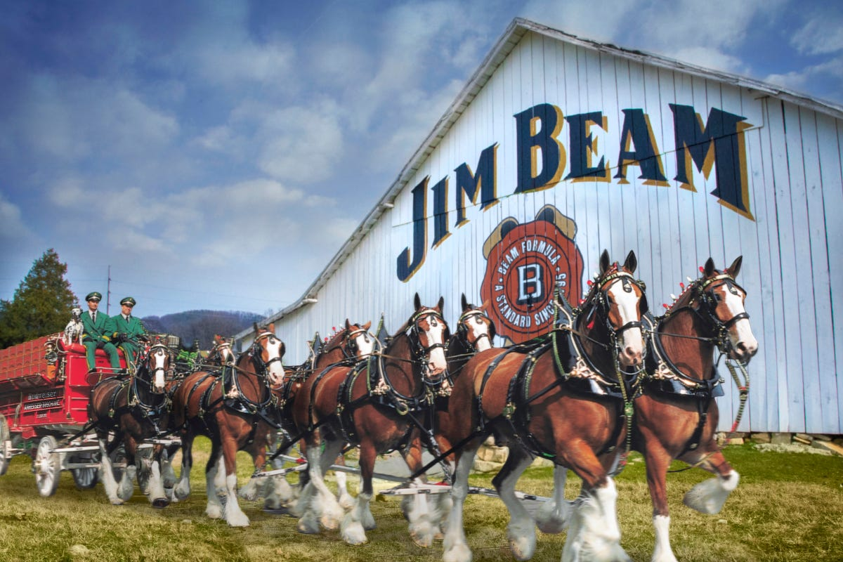 Budweiser brewing up Jim Beam beer collaboration