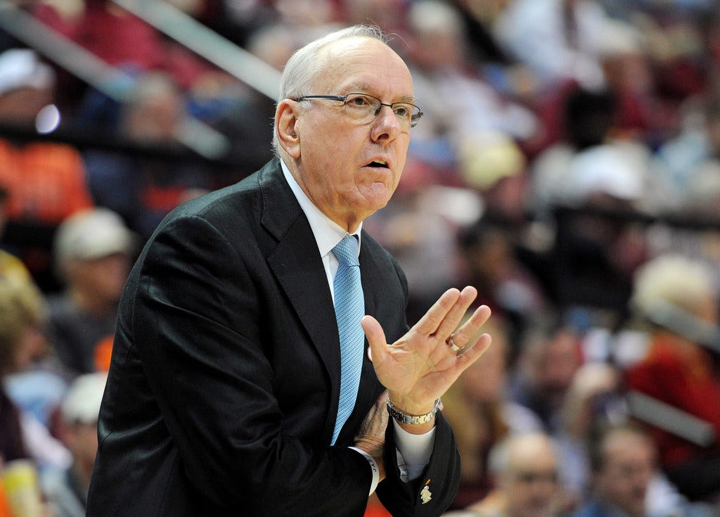 Syracuse S Jim Boeheim To Coach Against Duke Days After Killing