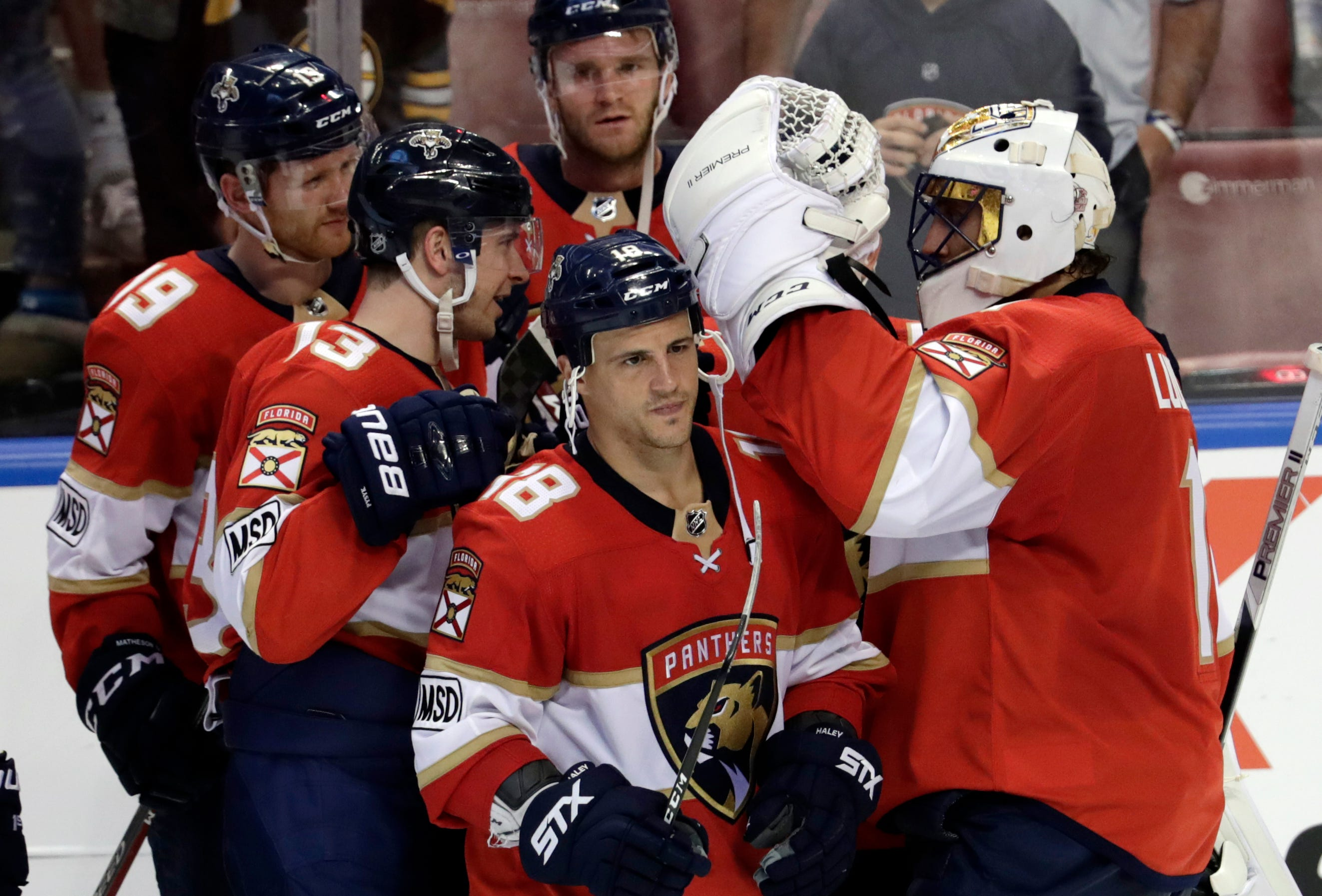 NHL says Flyers, Panthers could play tiebreaker game