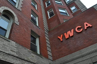 Binghamton's mayor, police chief and the Broome County DA said officers acted appropriately in a YWCA disturbance.