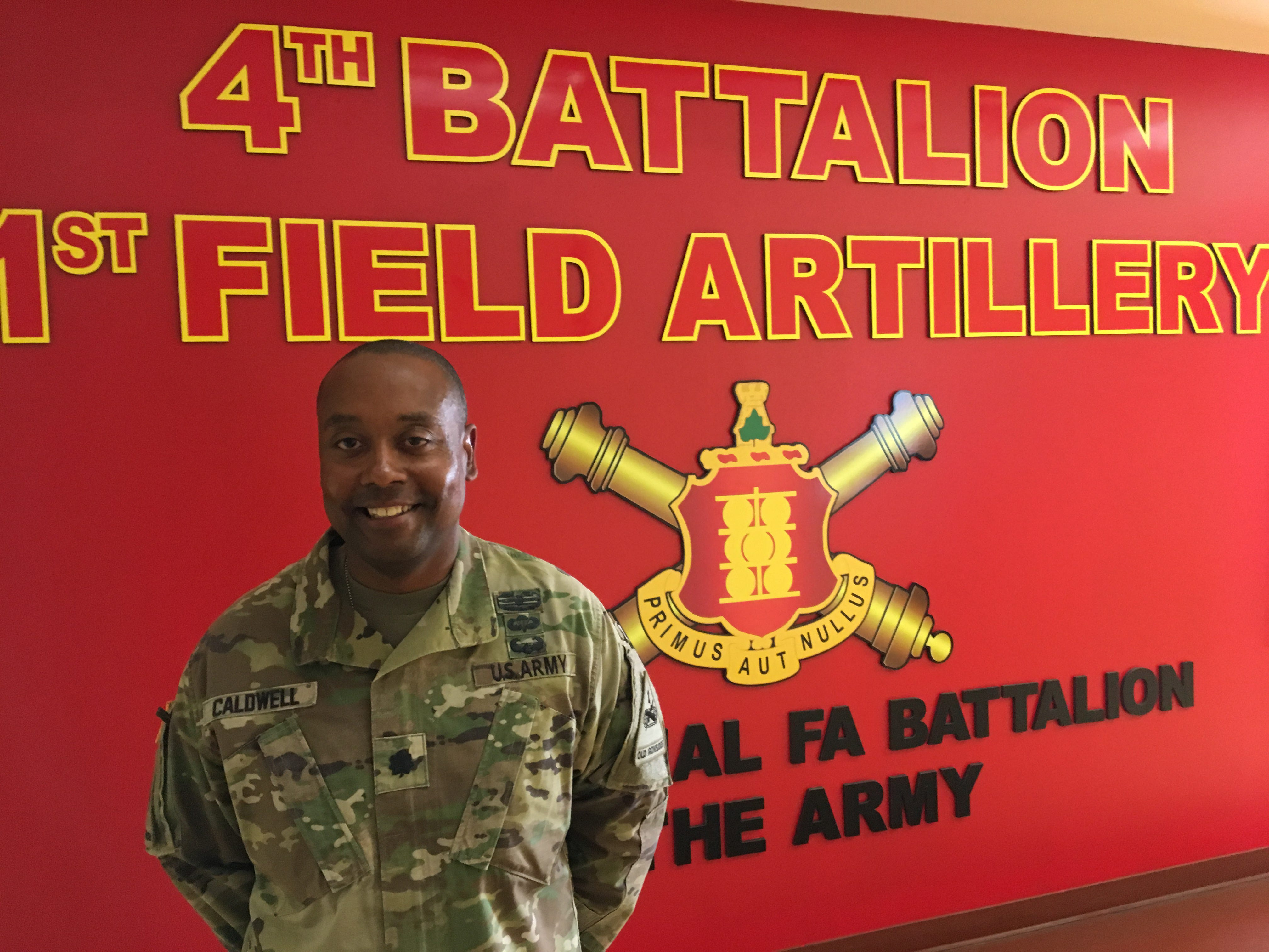 Lt. Col. Tom Caldwell's tenure with Fort Bliss' Defender Battalion included deployment   El Paso Times