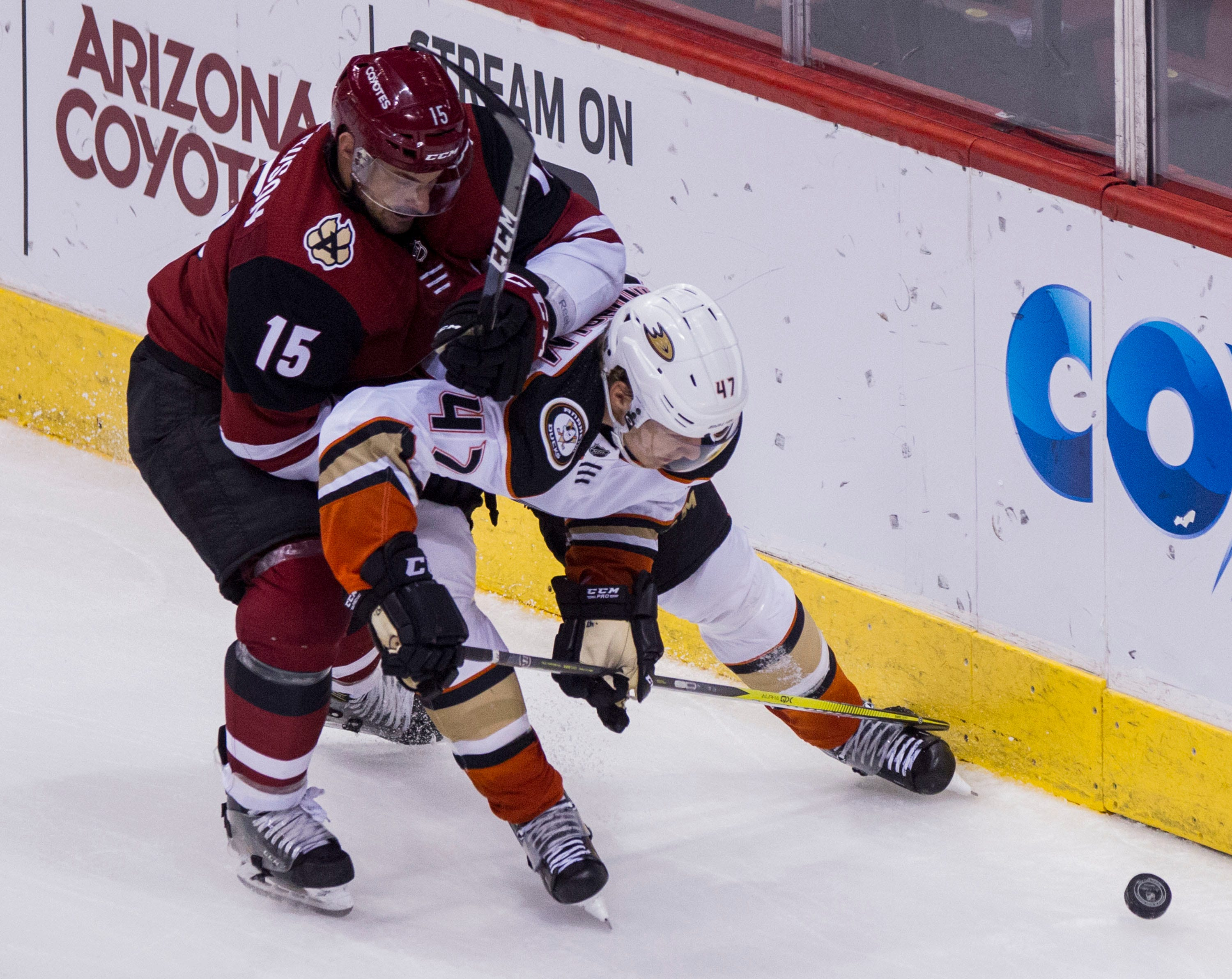 Arizona Coyotes looking to build upon strong second half