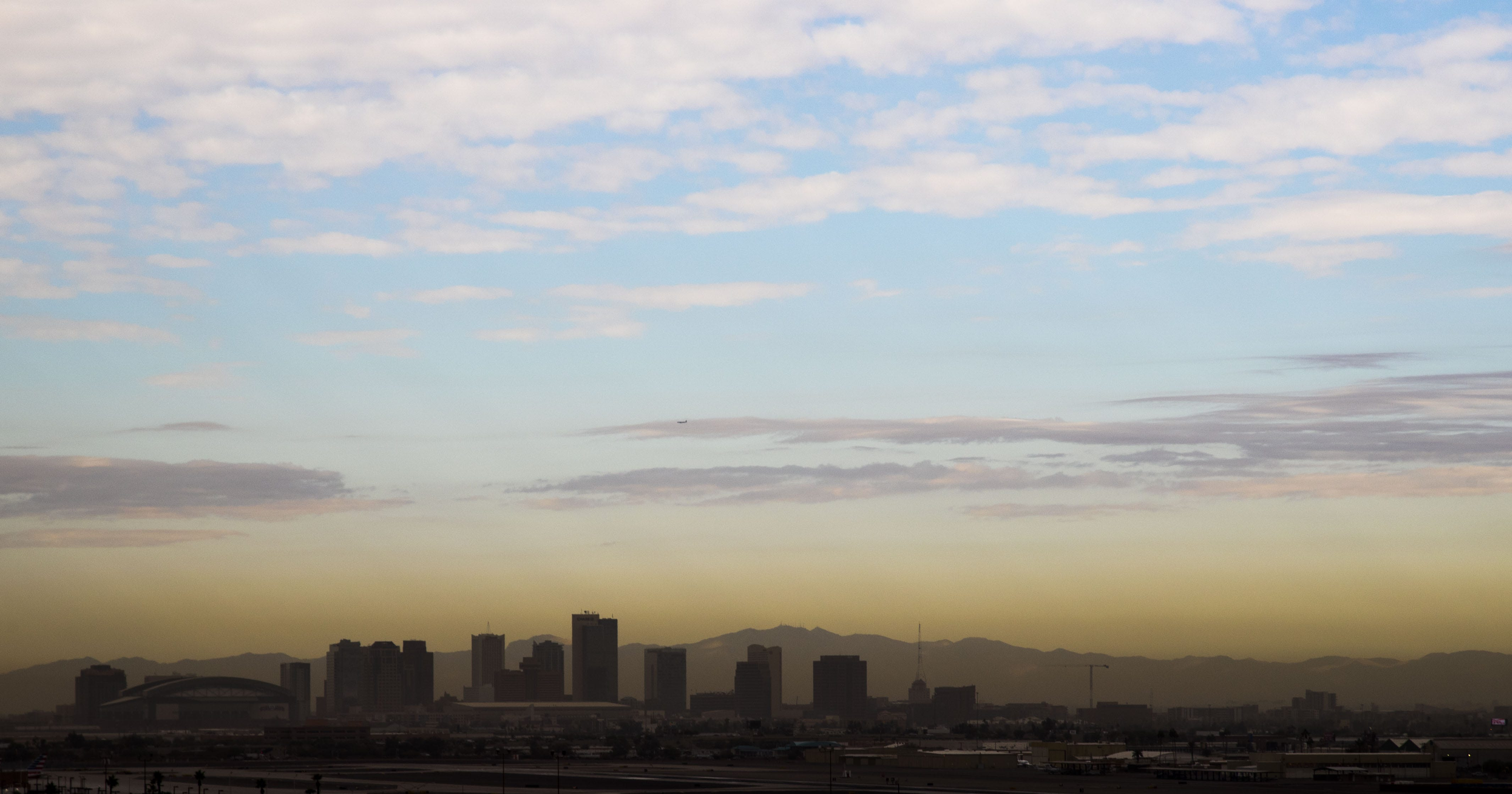 Ozone pollution advisory extended in Phoenix area | Arizona Central