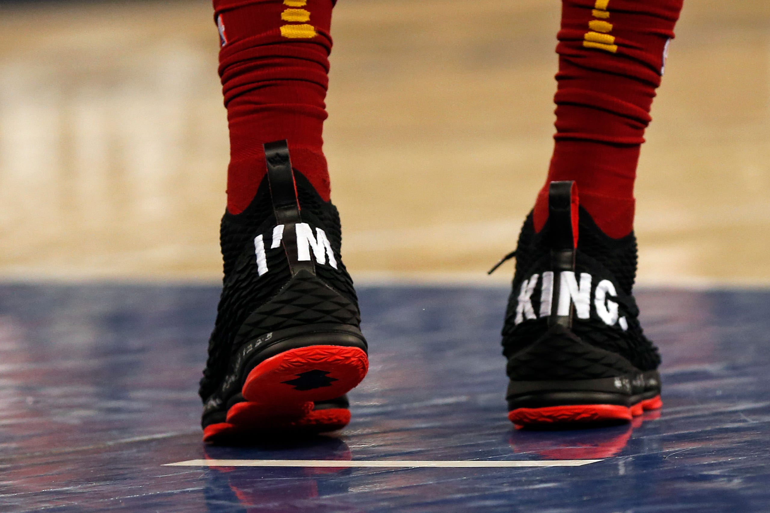 bece9c3d905 NBA shoes  Best kicks of 2017-18 season