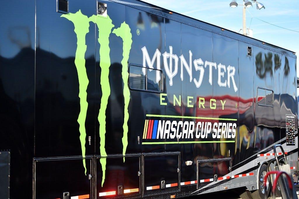 Monster Energy renews sponsorship with NASCAR through 2019