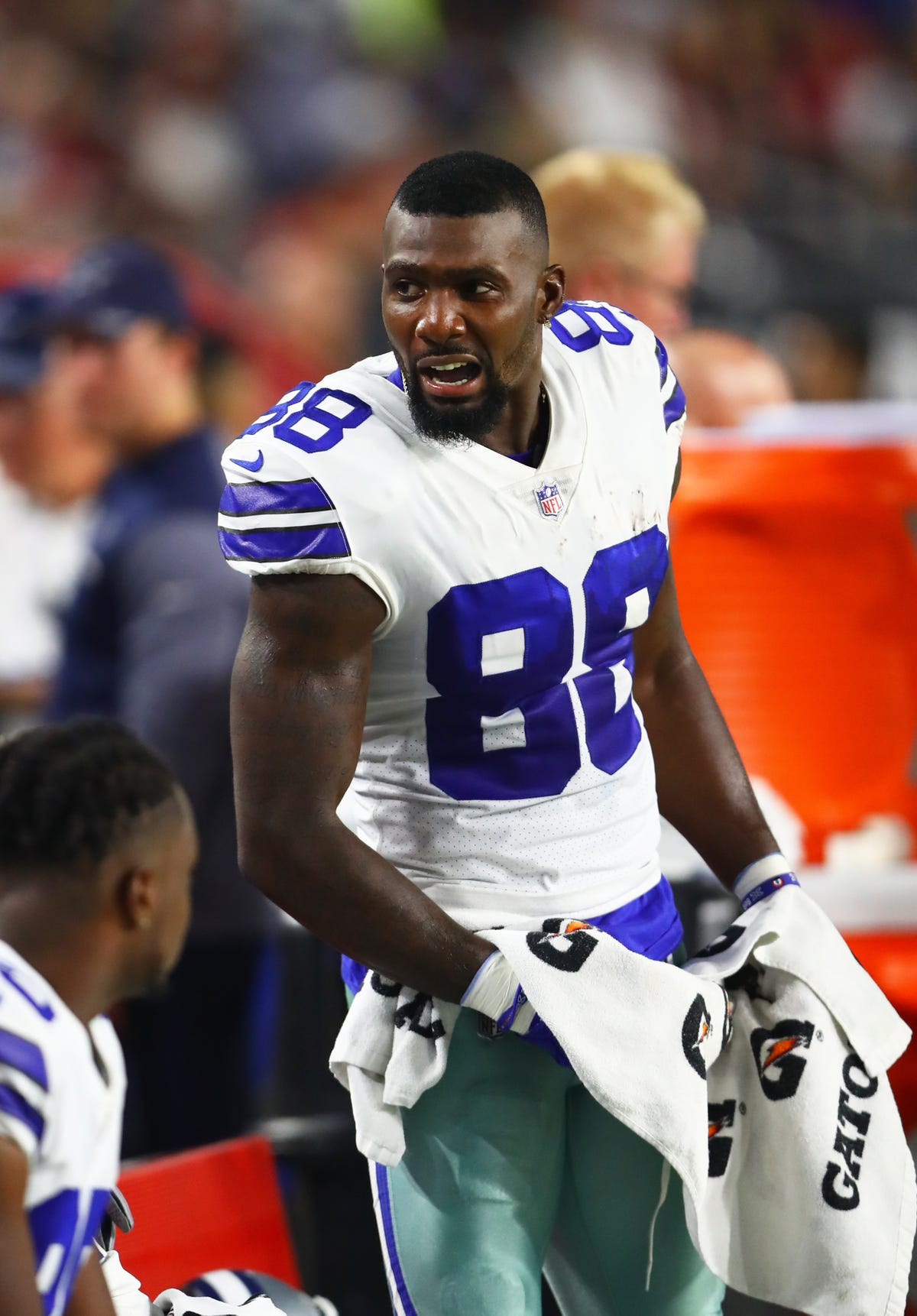 Dez Bryant S Fighter Instinct Too Much For Cowboys Says
