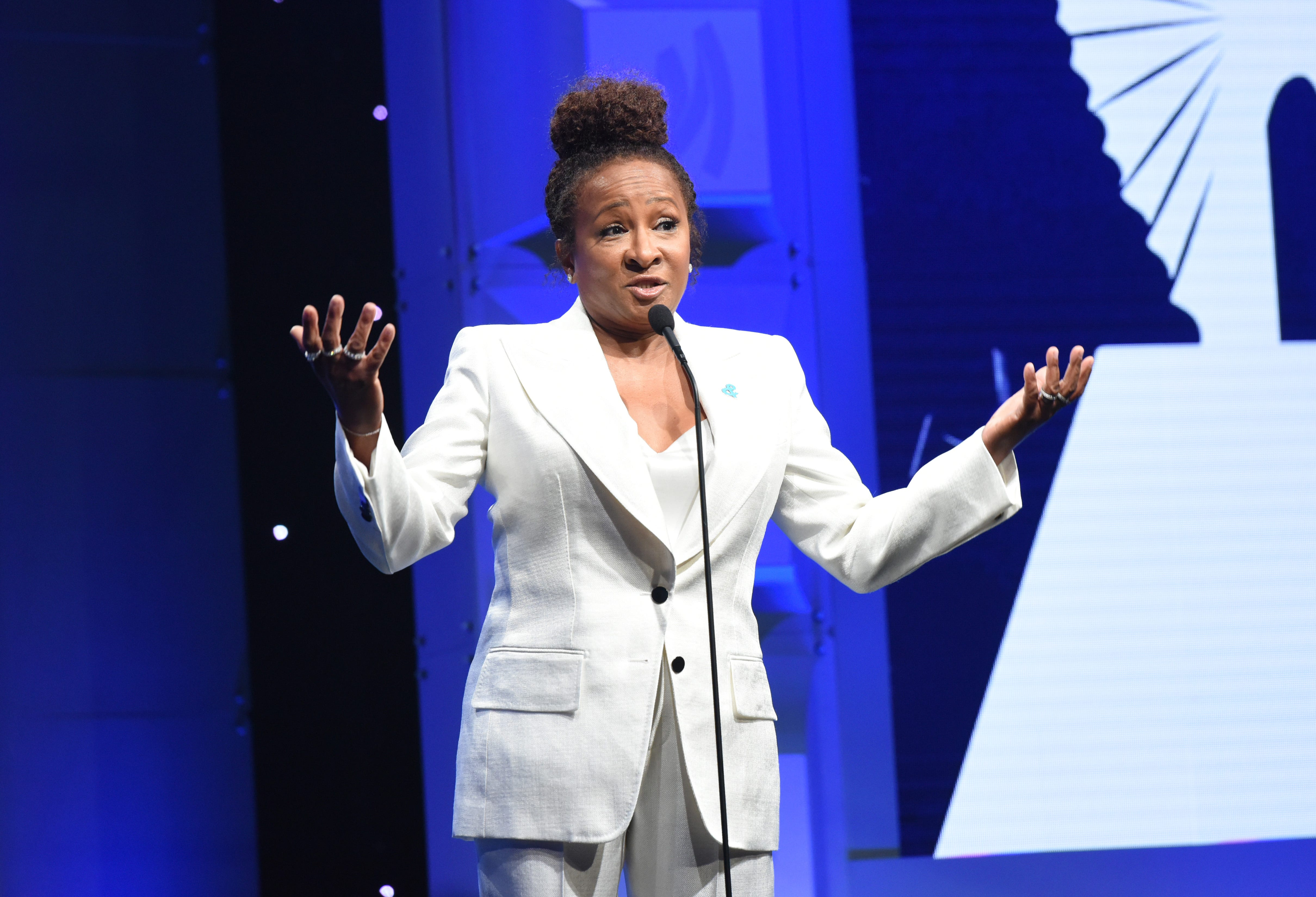 Wanda Sykes explains why she snubbed Michelle Obama: 'I still kick myself about it'