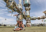 From art to fashion and more, Coachella is about quirks and standing out.
