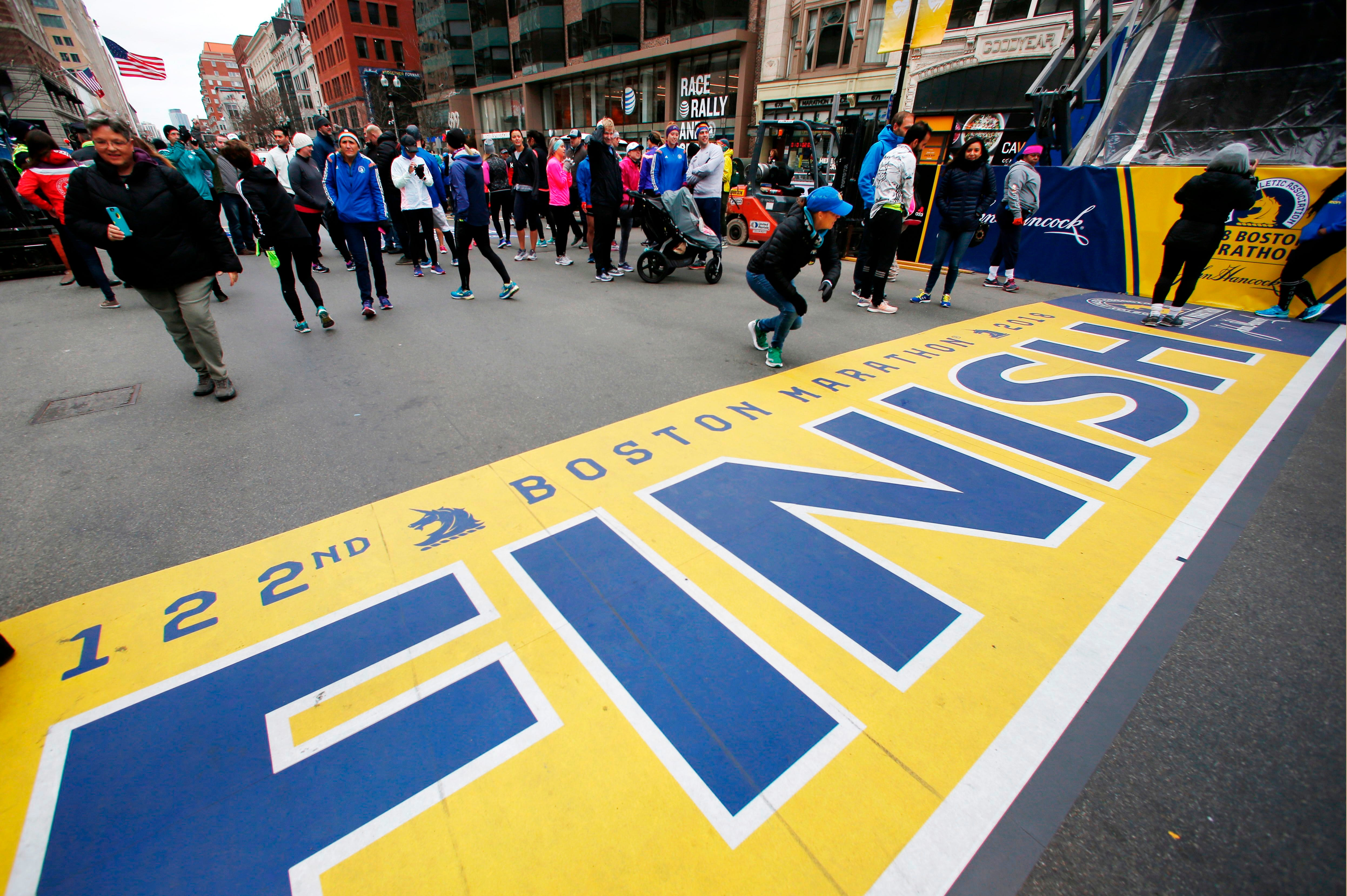 Returning to Boston Marathon five years after bombings, we never take it for granted