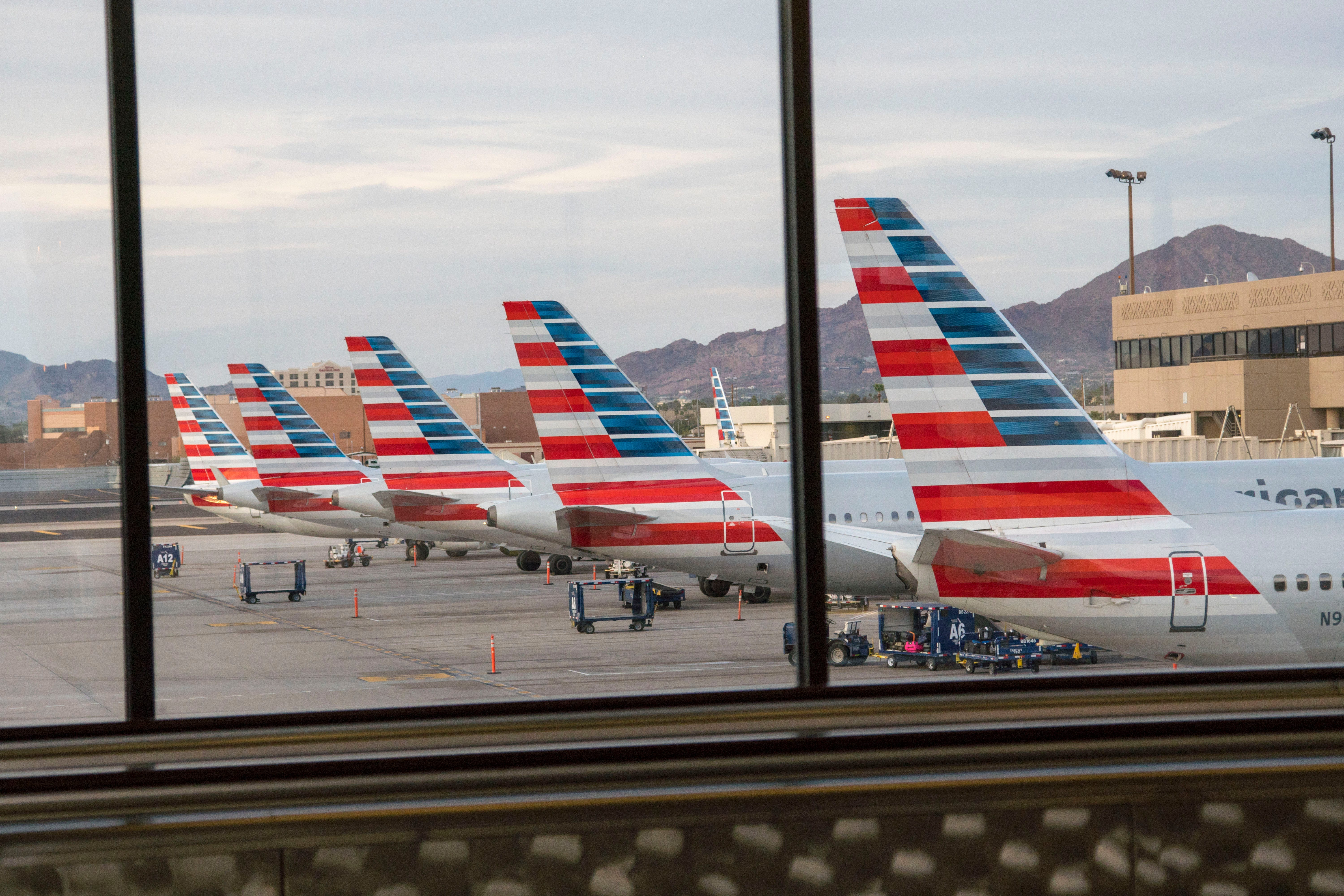 American Airlines expands its Phoenix-London flight to be year-round