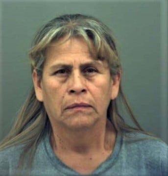 Home-care provider Victoria Castro accused in $5,000 theft from elderly client's home   El Paso Times