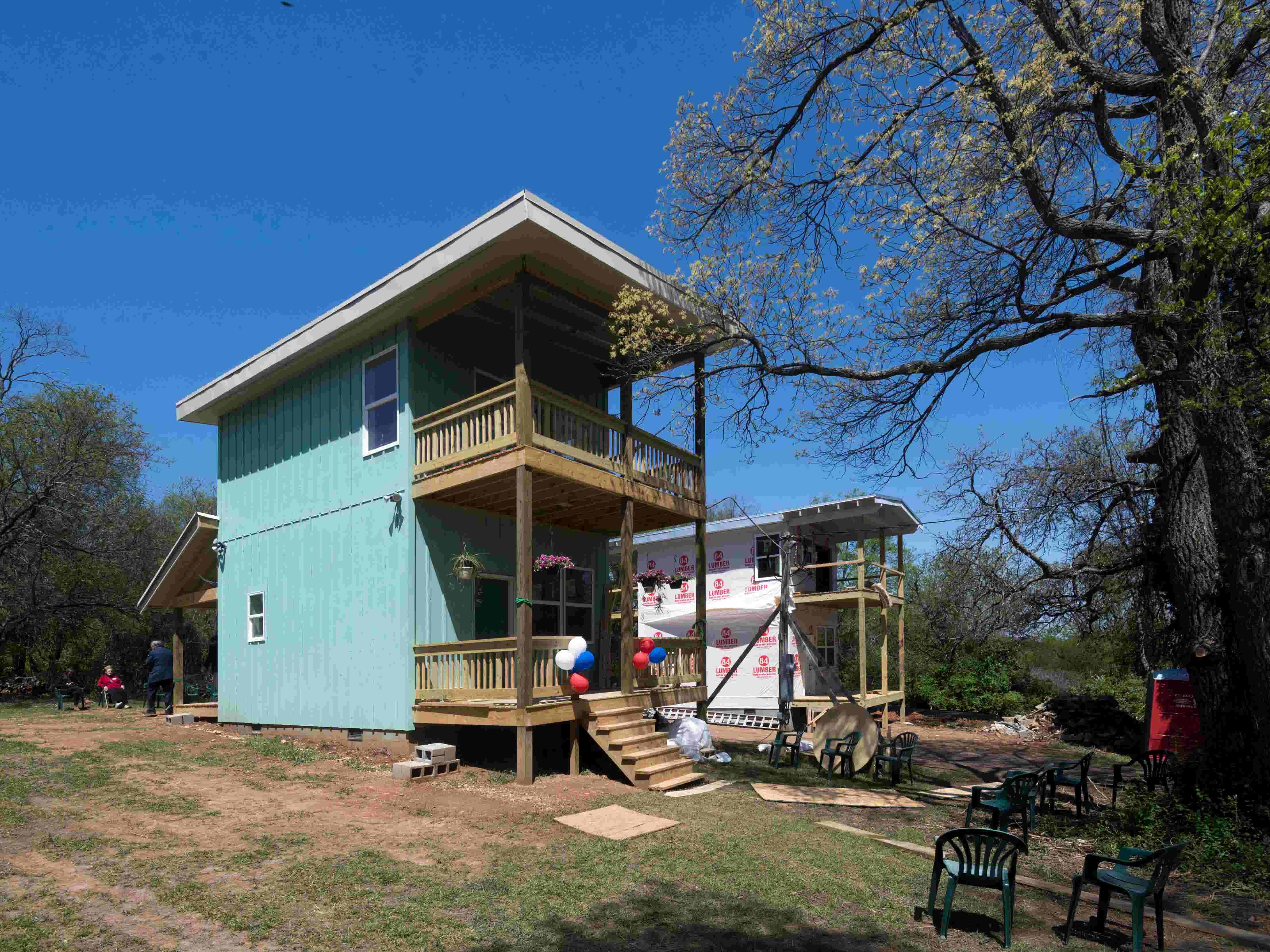 Richmond Ochard tiny home community
