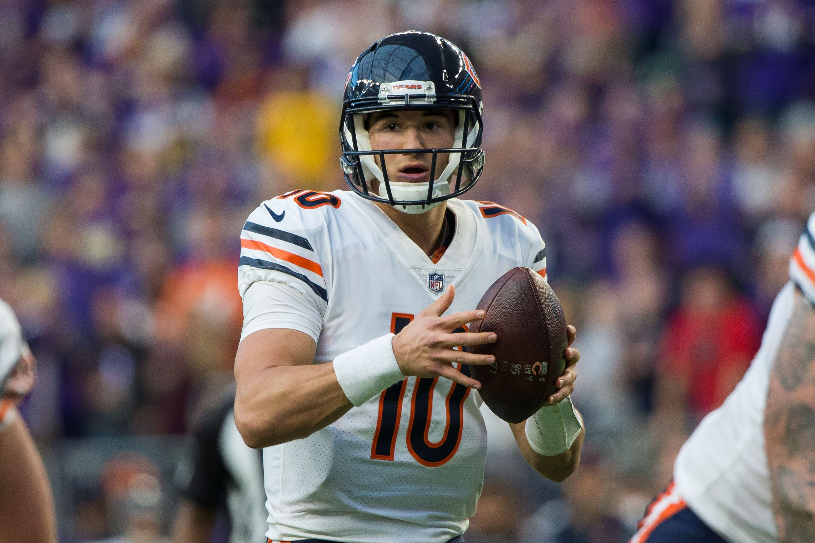 Three and out: Chicago Bears' 2018 NFL draft needs, prospect fits