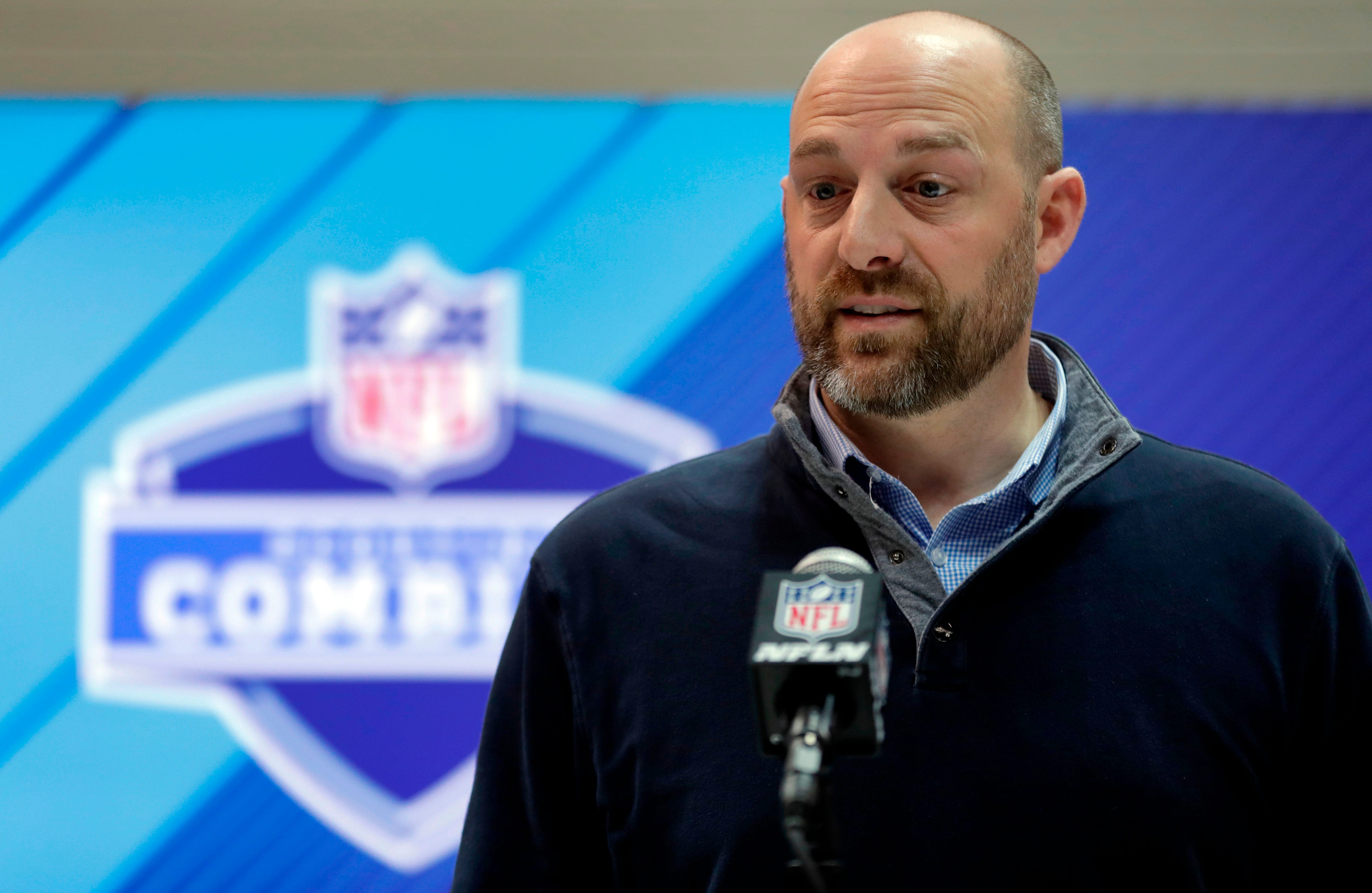 Nagy, Bears trying to build foundation for future