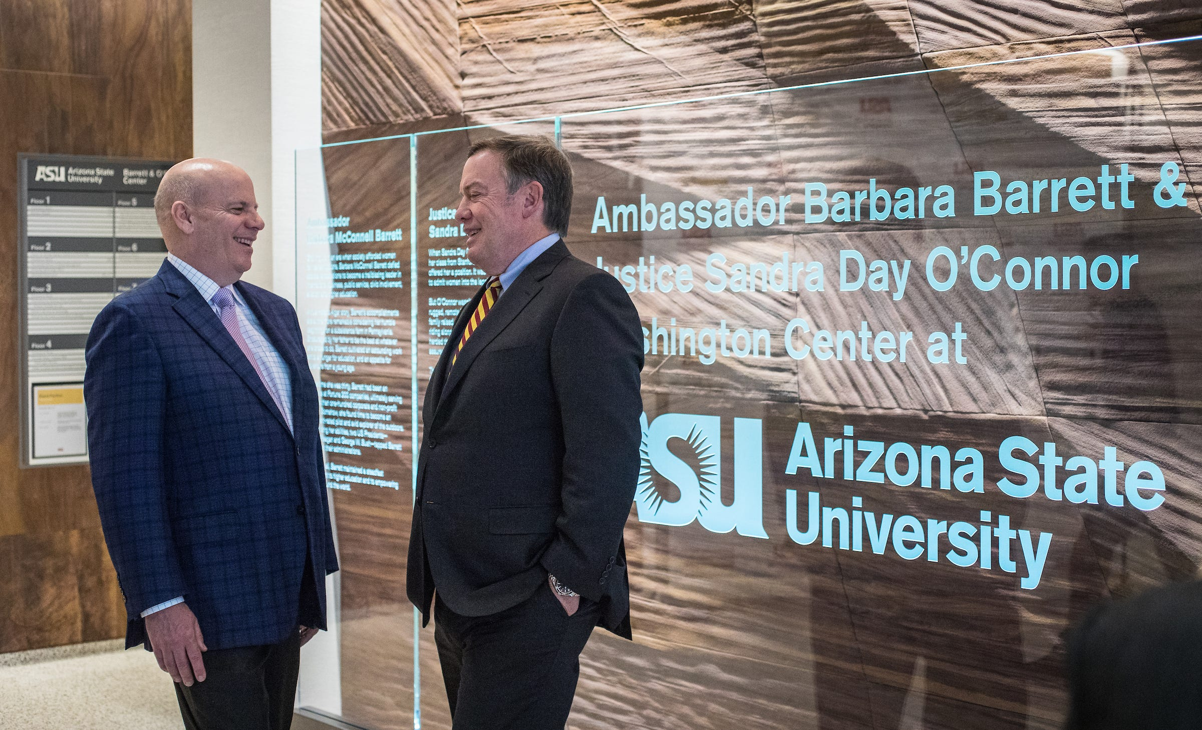 Why ASU spent $35 million for a building 10 minutes from the White House | Arizona Central