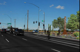 Mesa to sink $10 million into Elliot Road expansion for tech corridor | Arizona Central