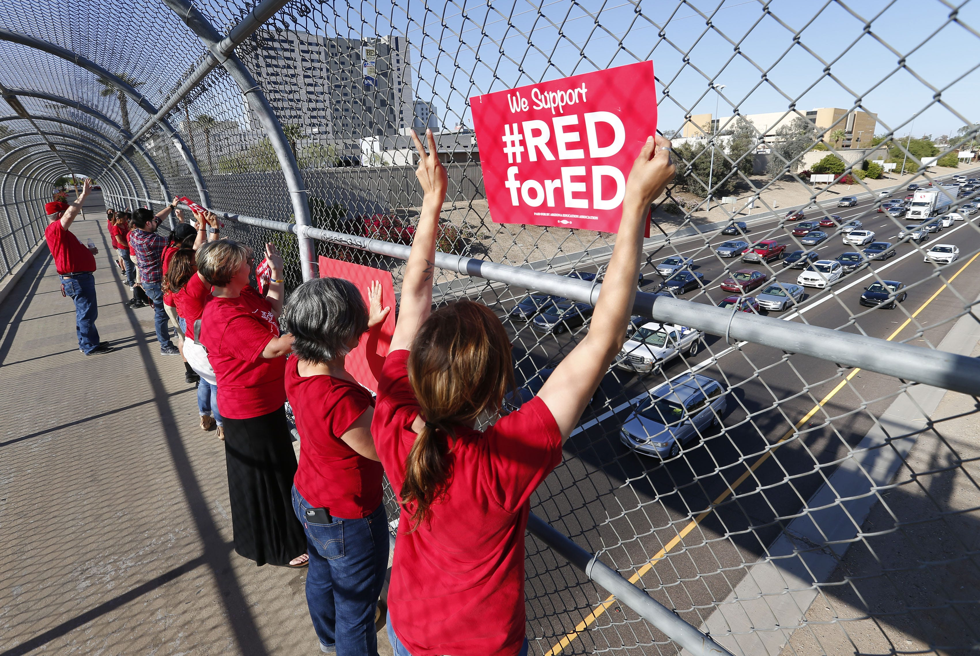 Parents' teacher-walkout questions answered | Arizona Central
