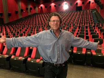 Shelving plans to build apartment buildings at Essex Shoppes and Cinema, Peter Edelmann focuses on eateries, pubs and performing arts. April 20, 2018.