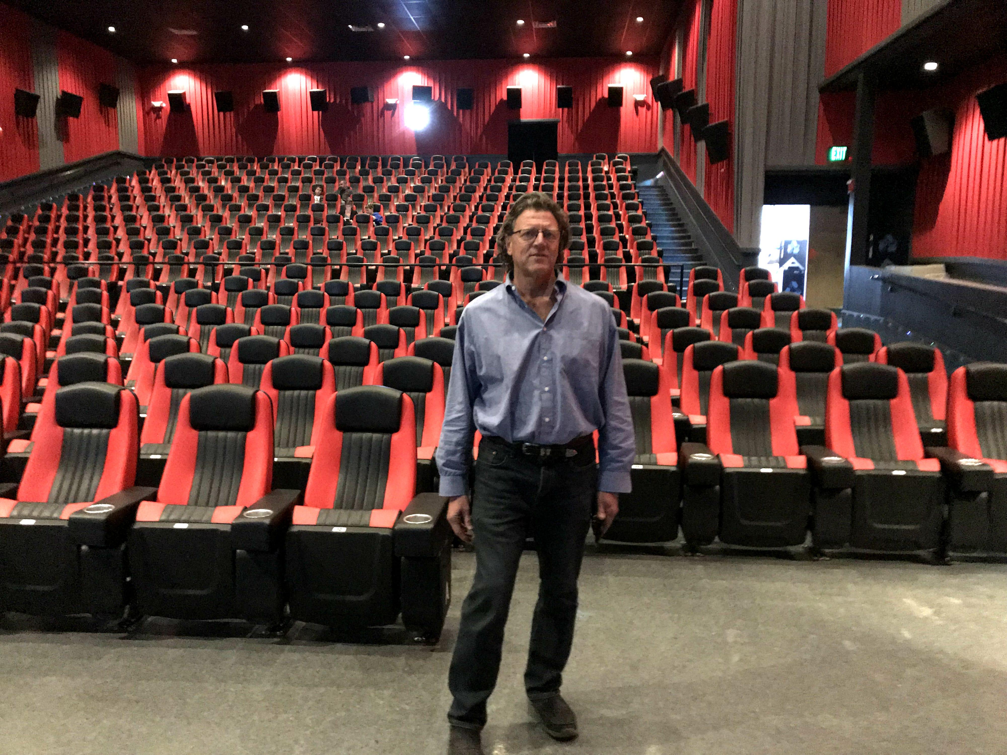 Essex developer re-imagines T-Rex Theater as concert venue, tables residential project | Burlington Free Press