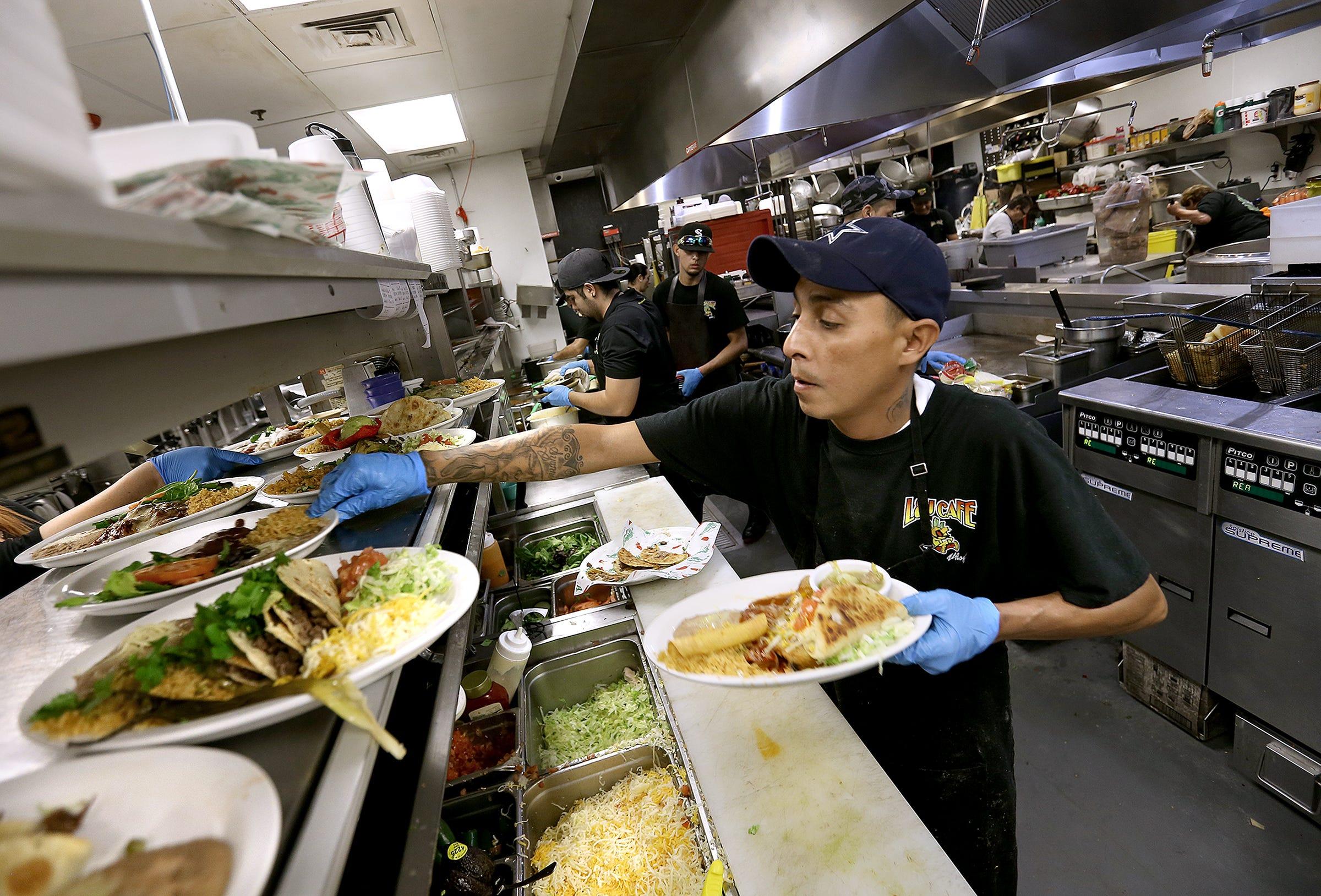 L&J Cafe in El Paso wins USA TODAY's Best Tex-Mex in Texas contest   El Paso Times