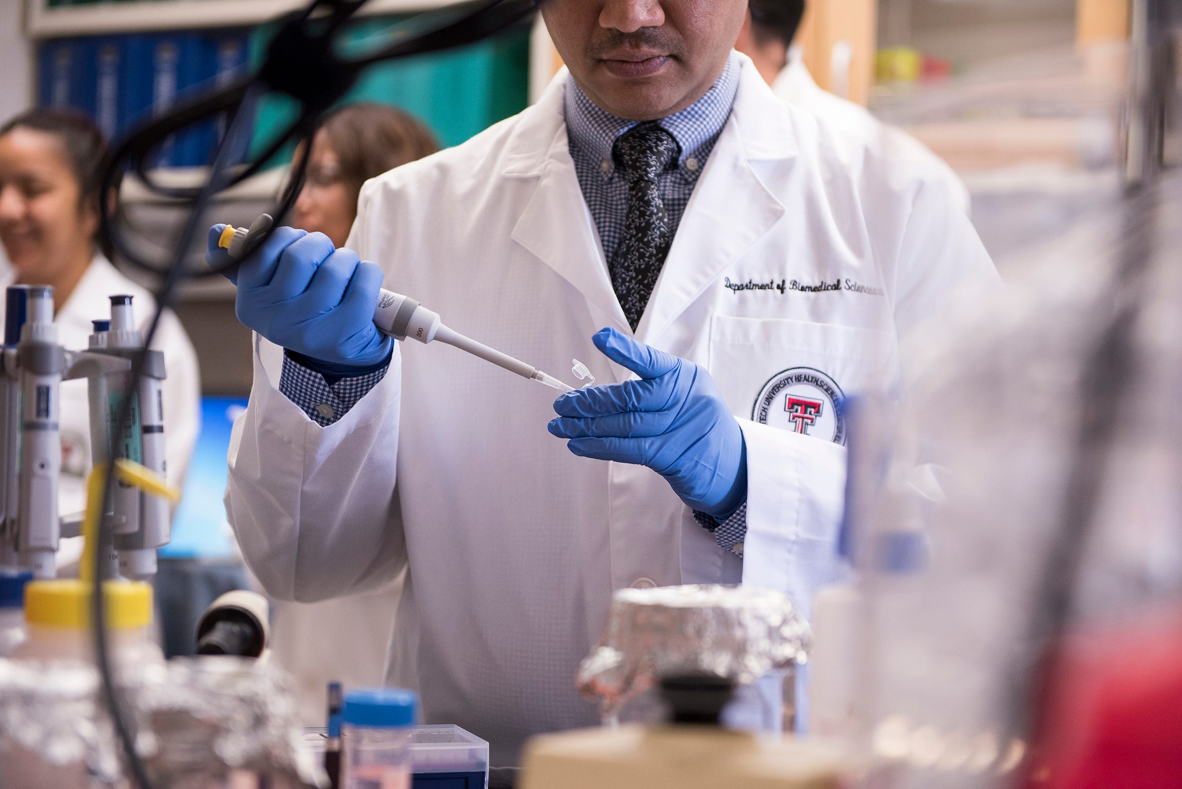 $2 million grant to help fund TTUHSC El Paso research on breast cancer   El Paso Times