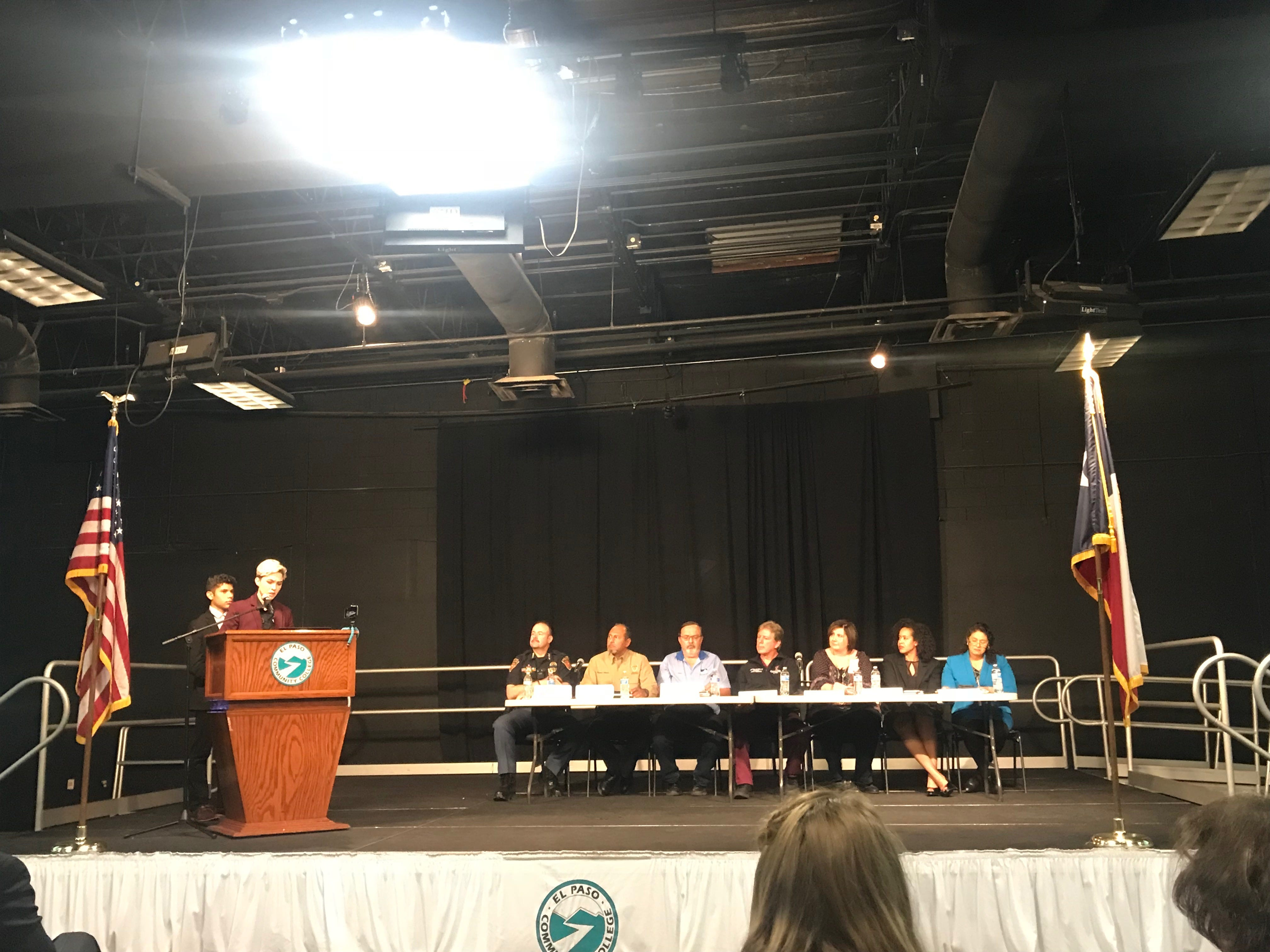 El Paso education, medical leaders offer ideas on stopping school shootings, gun violence   El Paso Times