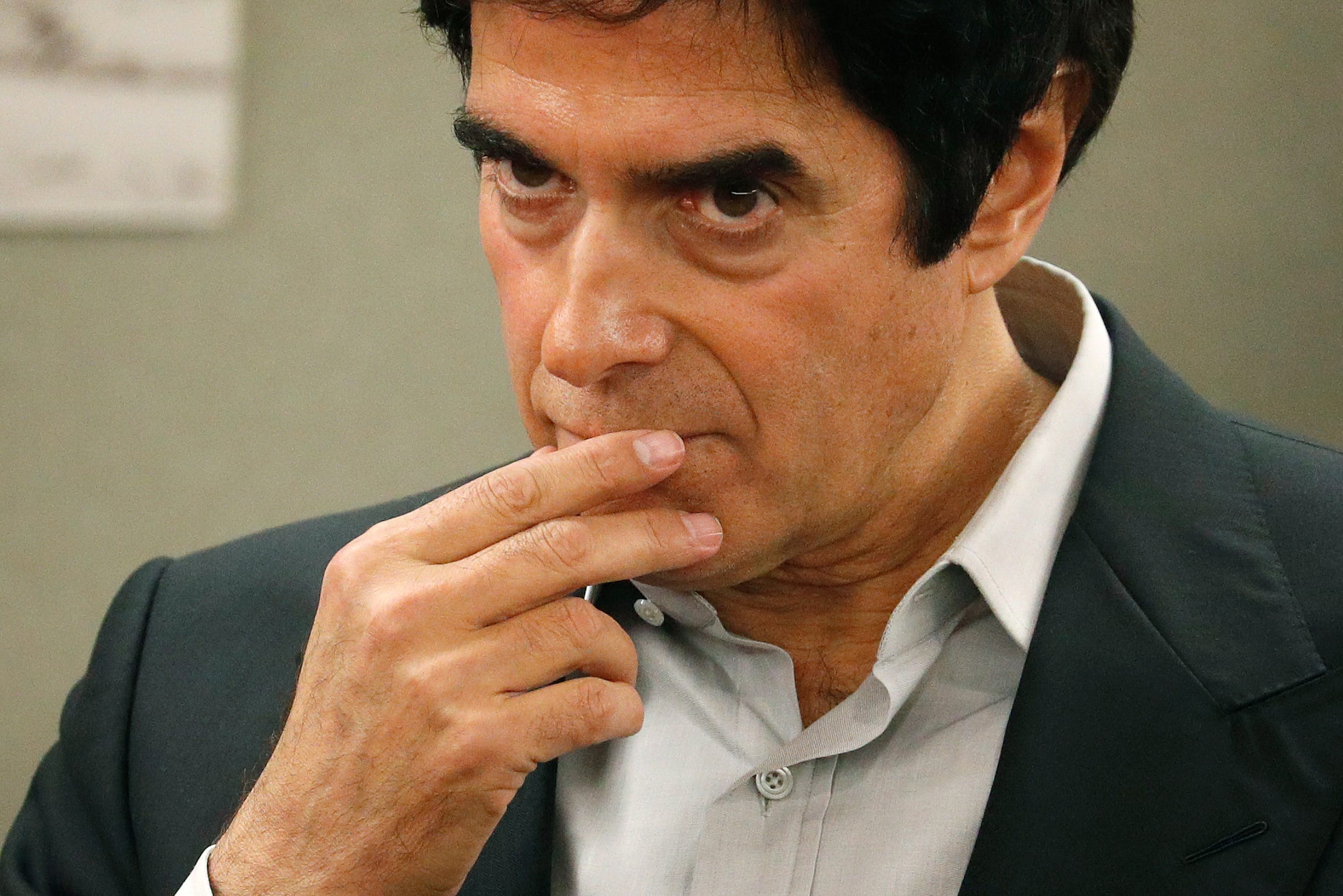 David Copperfield trial: Judge rejects mistrial request by magician's lawyer