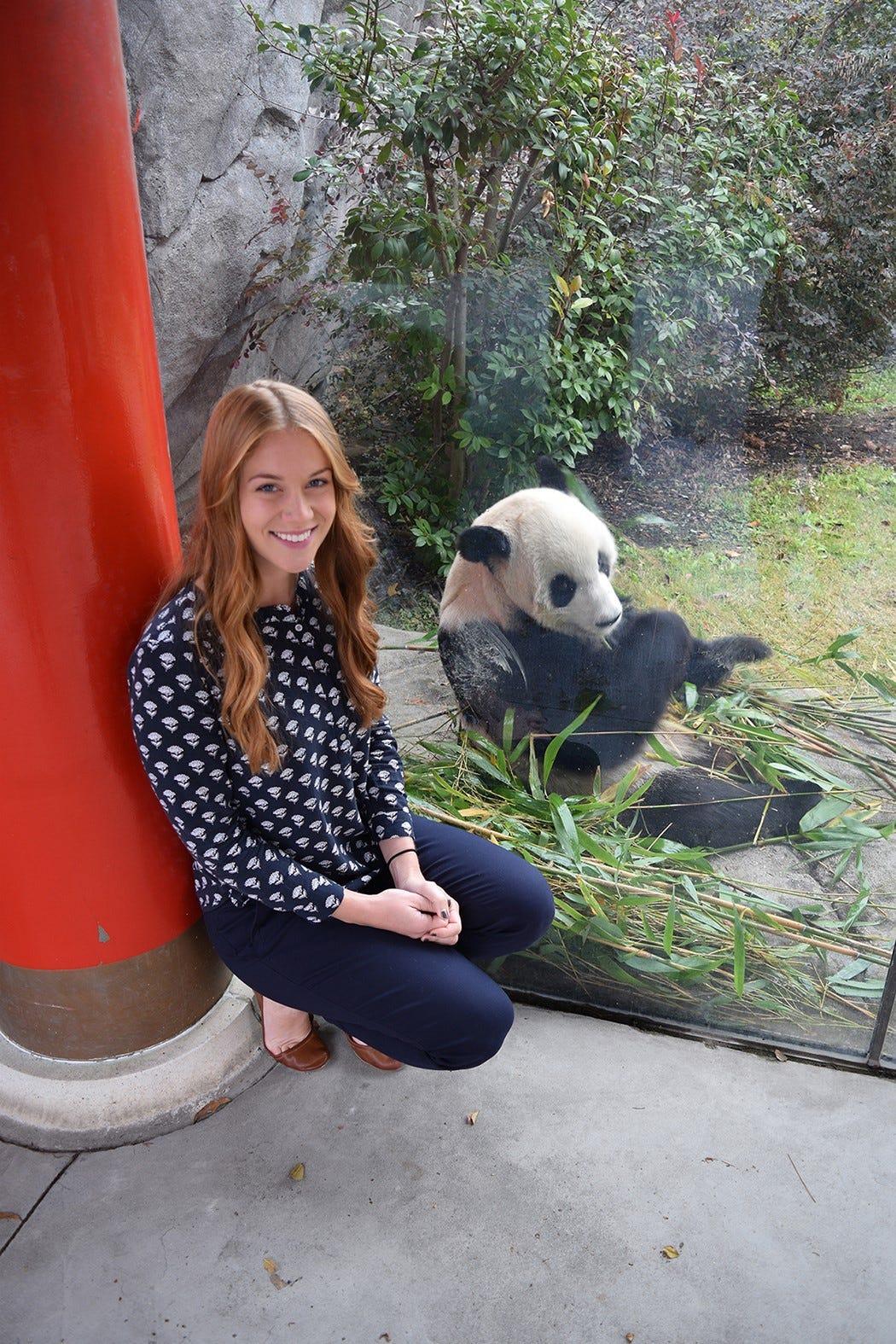 Panda pee, starving children, marine education: Campus briefs   Clarion Ledger