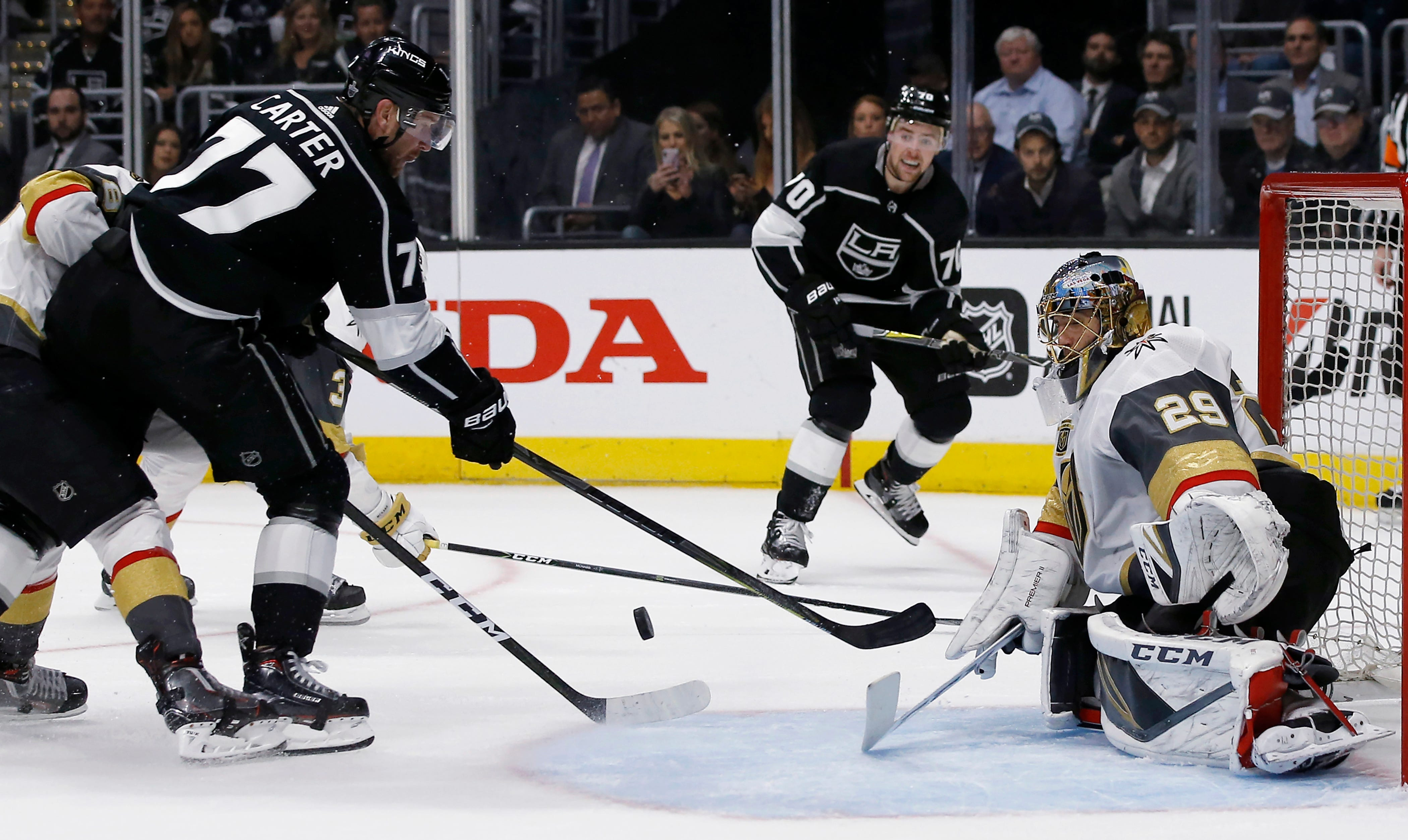 Kings shift focus to extending Doughty, addressing offense