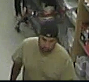 El Paso Police looking for man who allegedly exposed himself to a child at Fox Plaza store   El Paso Times