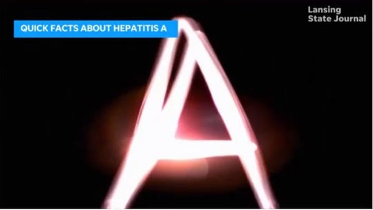 Hepatitis A is usually not a problem to recover from. But in Michigan, 27 people died since this outbreak began.