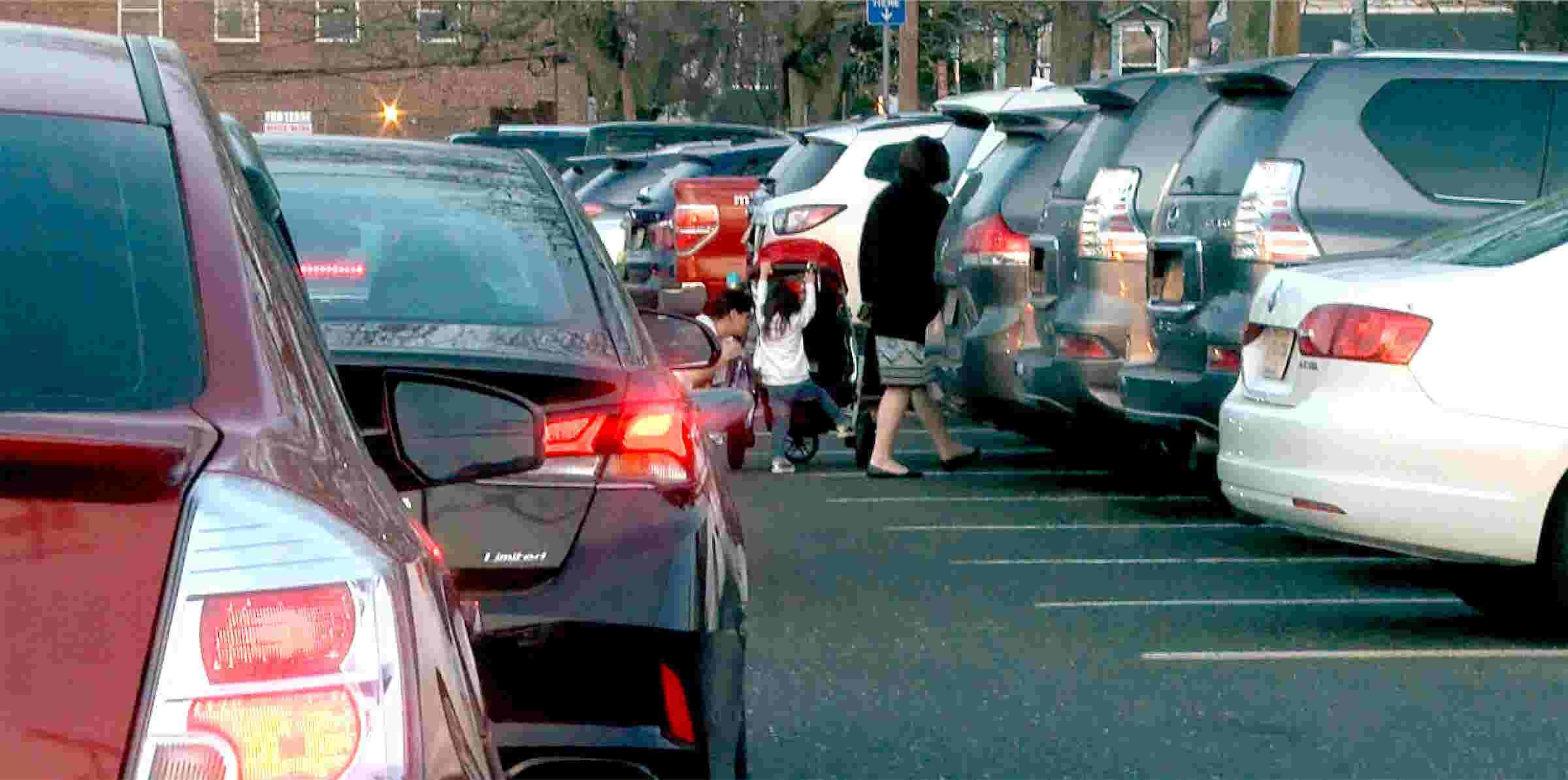 Hunt for Red Bank parking