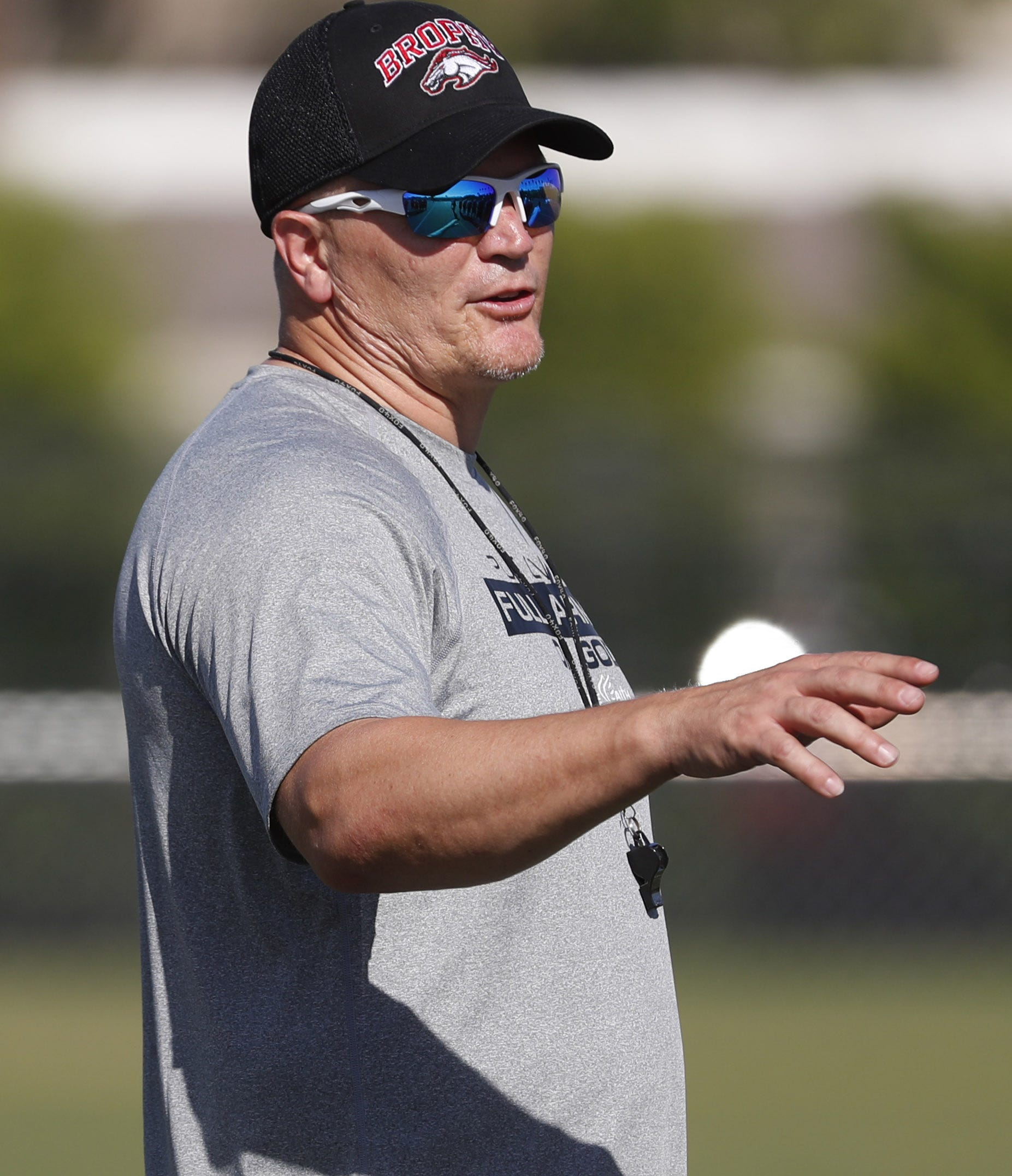 Brophy Prep coach Jon Kitna joins Mike Martz on Alliance of American Football's San Diego team
